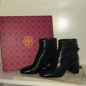 Authentic Tory Burch Bootie
